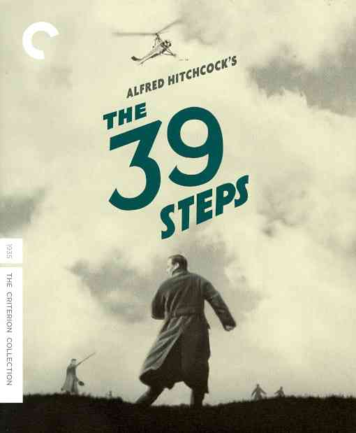 39 STEPS BY HITCHCOCK,ALFRED (Blu-Ray)